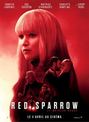 Red Sparrow poster #1539355