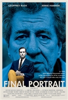Final Portrait (2017) movie posters