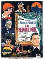 La femme nue movie poster