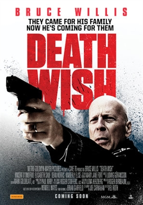 Death Wish poster #1539526