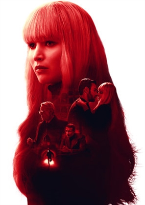 Red Sparrow poster #1539566