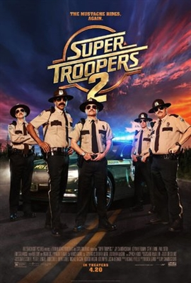 Super Troopers 2 poster #1539578