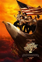 Super Troopers 2 (2018) movie posters