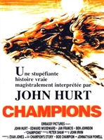 Champions movie poster