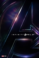 Avengers: Infinity War  #1539725 movie poster