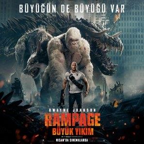 Rampage poster #1539751