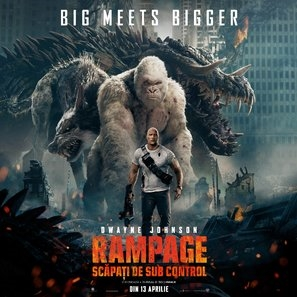 Rampage poster #1539753