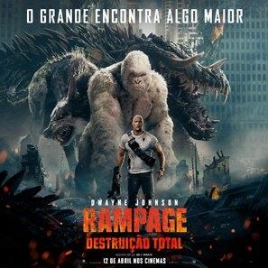 Rampage poster #1539760