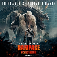 Rampage #1539786 movie poster
