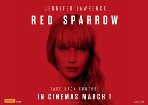 Red Sparrow poster #1539944