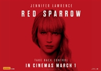 Red Sparrow t-shirt #1539944