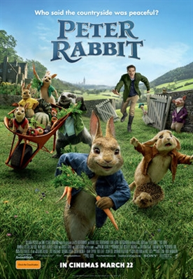 Peter Rabbit poster #1539946