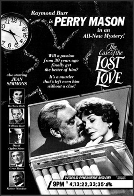 Perry Mason: The Case of the Lost Love poster #1539972