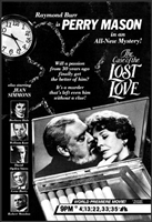 Perry Mason: The Case of the Lost Love movie poster