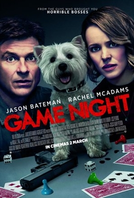 Game Night poster #1540073