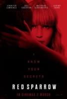 Red Sparrow #1540074 movie poster