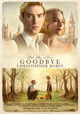 Goodbye Christopher Robin poster #1540095