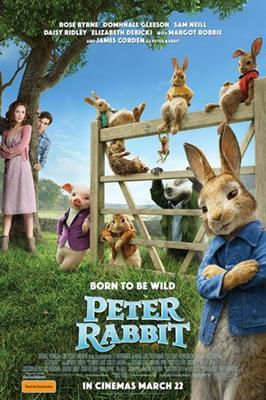 Peter Rabbit poster #1540109