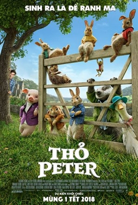 Peter Rabbit poster #1540110