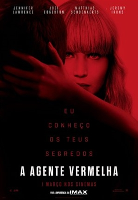Red Sparrow poster #1540114