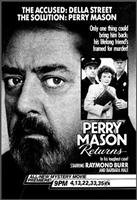 Perry Mason Returns movie poster