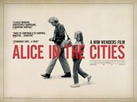 Alice in den Städten movie poster