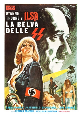 Ilsa: She Wolf of the SS  poster #1540233