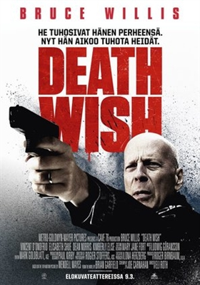 Death Wish poster #1540260