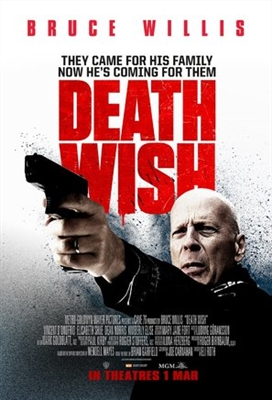 Death Wish poster #1540262