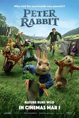 Peter Rabbit poster #1540266
