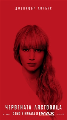 Red Sparrow poster #1540274