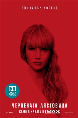 Red Sparrow poster #1540275