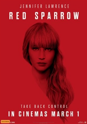 Red Sparrow poster #1540278