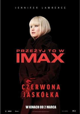 Red Sparrow poster #1540279