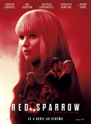 Red Sparrow poster #1540280