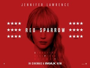 Red Sparrow poster #1540354