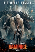 Rampage #1540356 movie poster