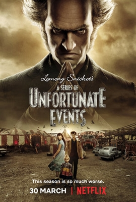 A Series of Unfortunate Events poster #1540478
