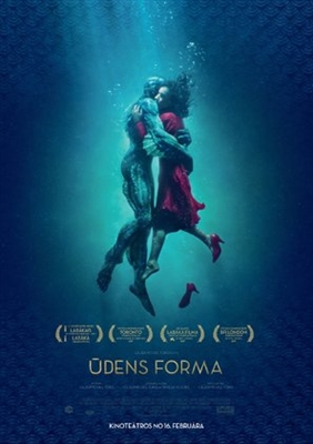 The Shape of Water poster #1540490