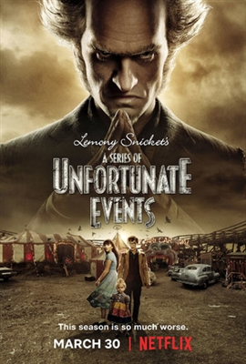 A Series of Unfortunate Events poster #1540698