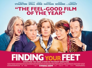 Finding Your Feet poster #1540812