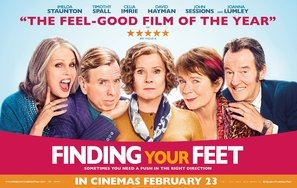 Finding Your Feet poster #1540813