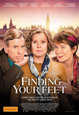 Finding Your Feet poster #1540816