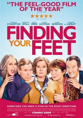 Finding Your Feet poster #1540817