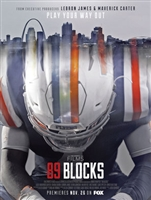 89 Blocks movie poster