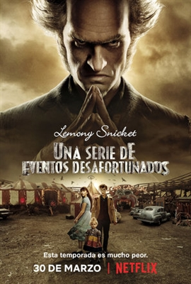 A Series of Unfortunate Events poster #1540966