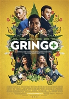 Gringo (2018) movie posters