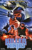 Ninja in the Killing Fields movie poster
