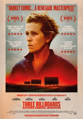 Three Billboards Outside Ebbing, Missouri poster #1541423