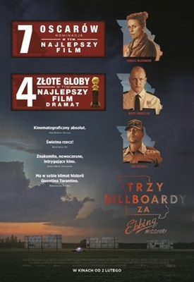 Three Billboards Outside Ebbing, Missouri poster #1541425